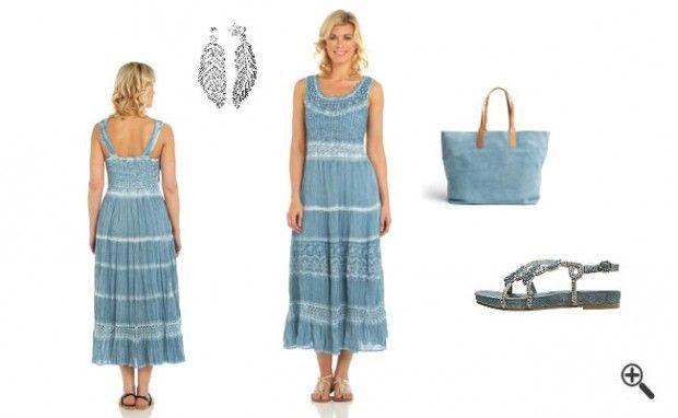 Strandkleider für Mollige + 3Sommer Outfits http://www.fancybeast.de/strandkleider-fuer-mollige/ #Strandkleider #Sommerkleider #Mollig #Sommer #Outfit #Kleider #Dress Strandkleider Mollige Sommer Outfit