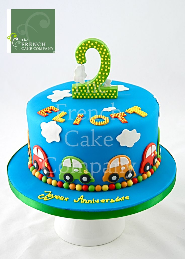 112 best images about cakes for boys on pinterest cars birthday cakes and spiderman Gateau anniversaire garcon