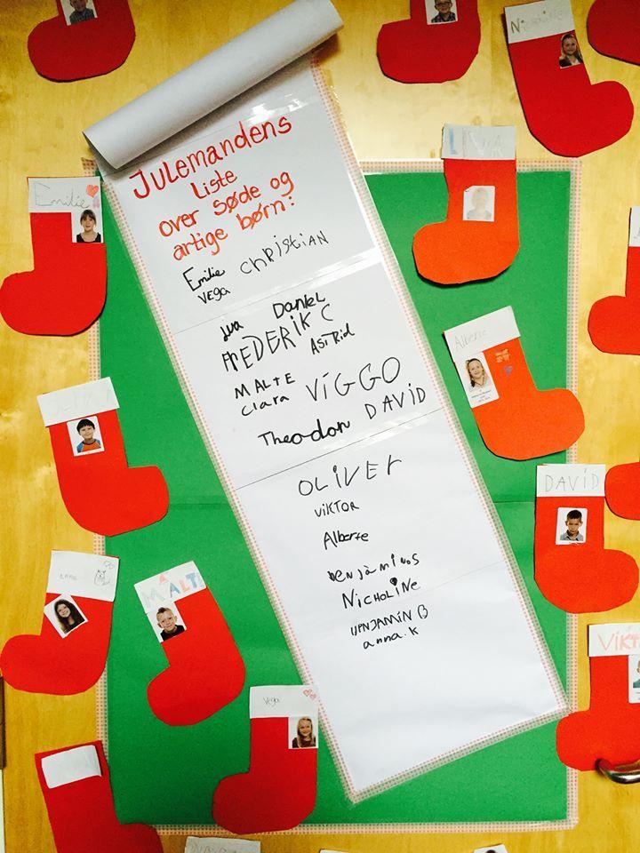 Rikkes-Classroom: Juleidéer