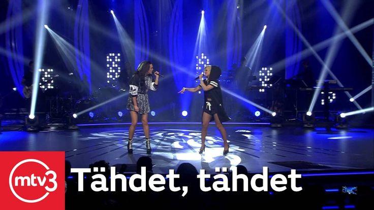 Laura Voutilainen feat. Sini Sabotage: Levikset repee | Tähdet, tähdet |...
