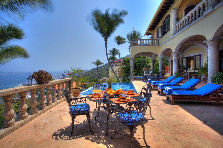 Hacienda de los Santos --Conchas Chinas #LuxuryTravel www.lujure.ca
