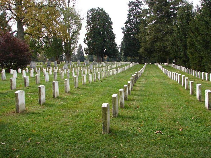 Gettysburg National Cemetery - Gettysburg, Pennsylvania