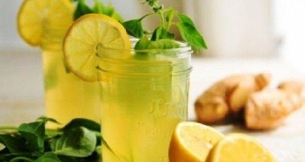 Limonada especial para vientre plano | Recetas para adelgazar