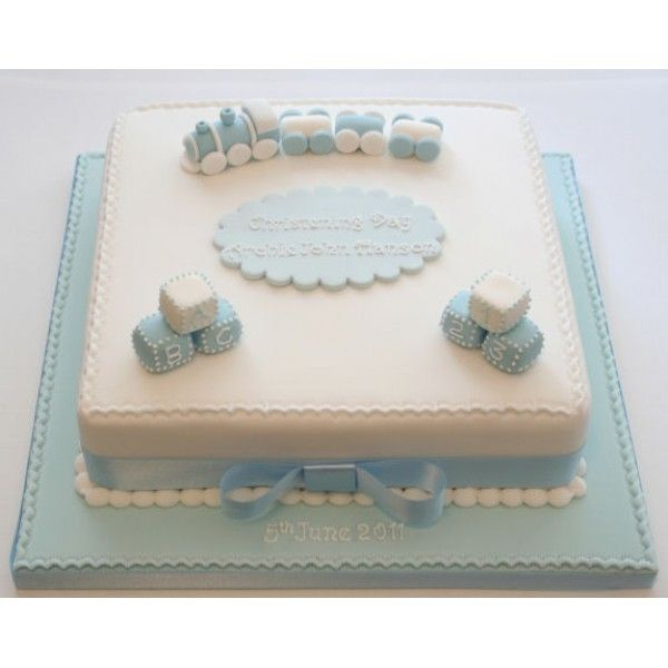 Cake Designs For Baby Dedication : Best 25+ Boys christening cakes ideas on Pinterest