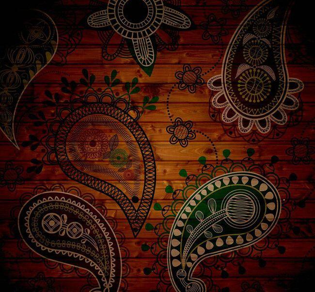 Фон абстракция коричневый