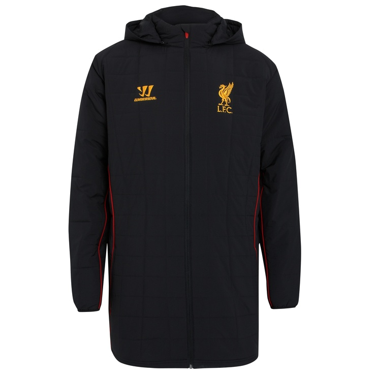 Picture of the Adult Black Stadium Jacket product - LFC Official Online StoreRange 201213