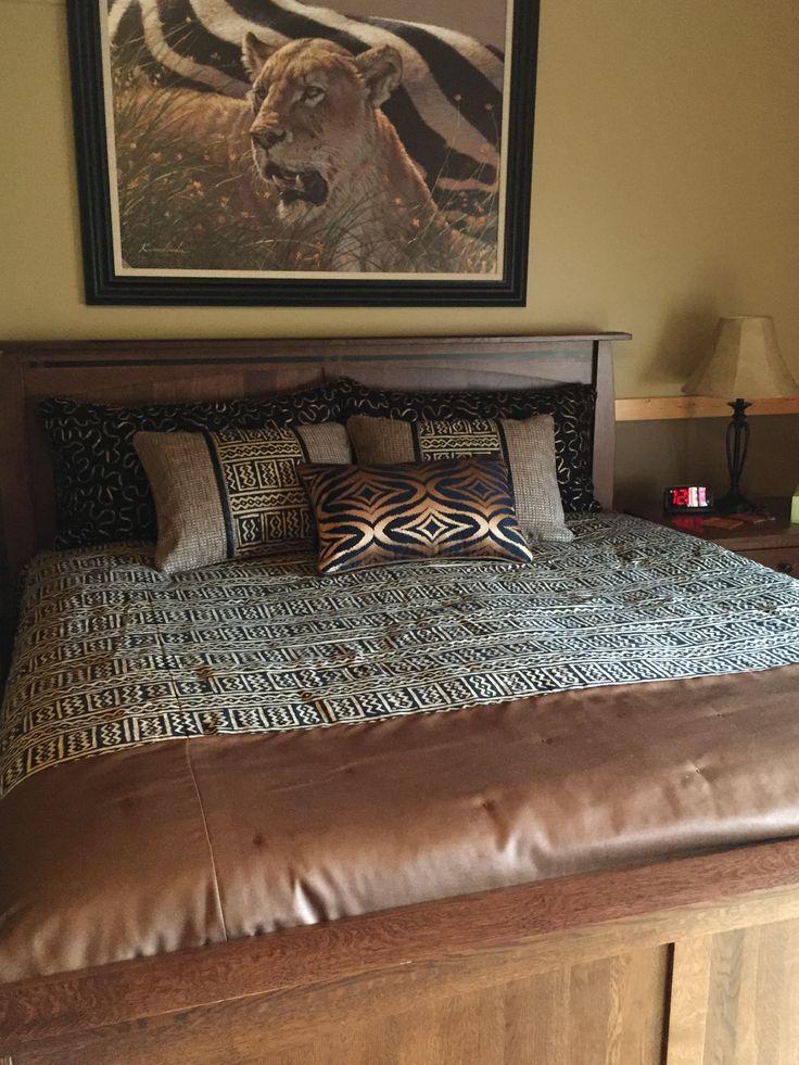 African Bedroom, Bedroom Ideas