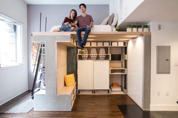 限られたスペースでしか暮らせないって、ワンルームのアパートやマンションの悩みのひとつだと思います。 食事も仕事 […]
