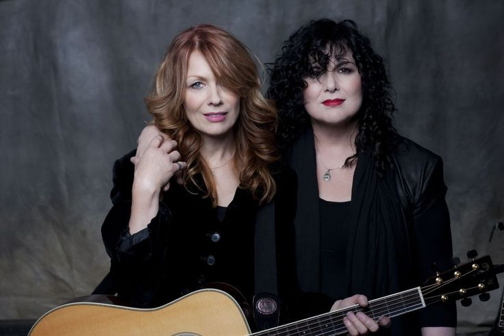 The Wilson sisters' Heart beats on