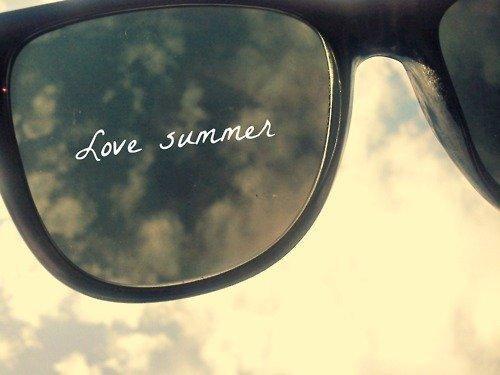 Love summer.