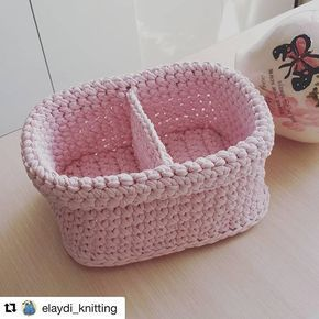 basket crochet