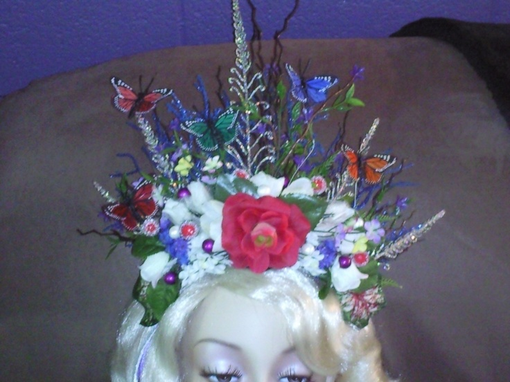 """another shot of the """"mid summers nights eve"""" crown"""