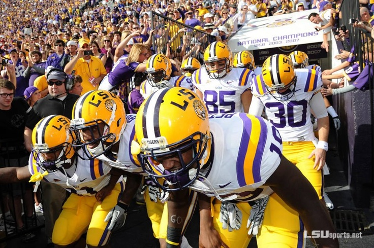 One of my favorite college football teams under Les Miles!
