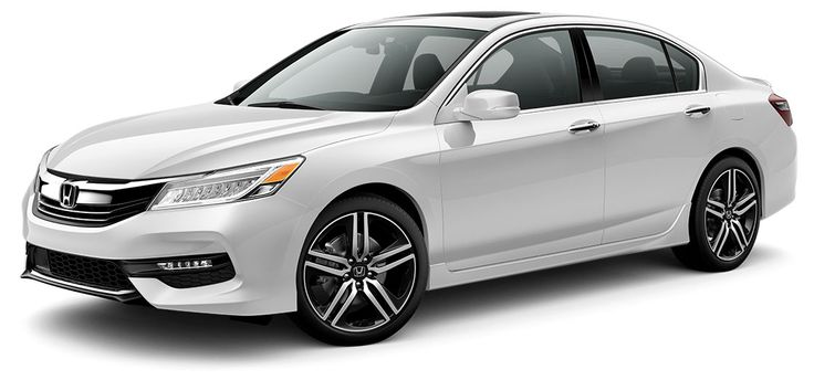 2016 Honda Accord Sedan Overview - Official Site