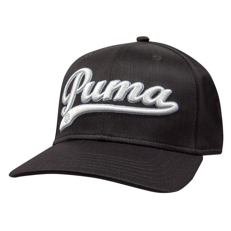 Puma Golf Script Cool Cell Relaxed Hat - Hats & Visors - Apparel - Puetz  Golf