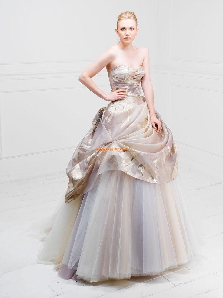 Seprő uszály Édesem  Ujjatlan Menyasszonyi ruhák 2014