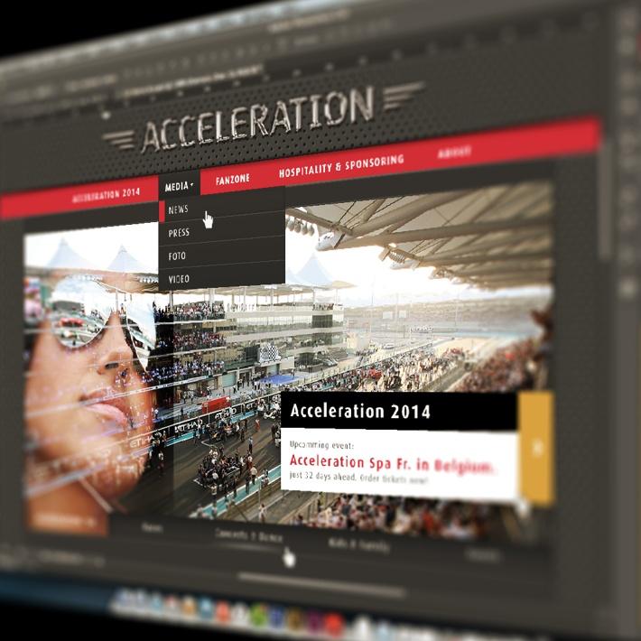 Acceleration Work in progress by Gertjan Kooy, via Behance