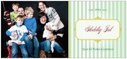 Sett et personlig preg på ditt eget Julekort 210 x 95 mm for http://originwww.vistaprint.prod/julekort.aspx?pfid=243.  Få visittkort, bannere, julekort, skrivesaker, adresseetiketter i fulle farger …