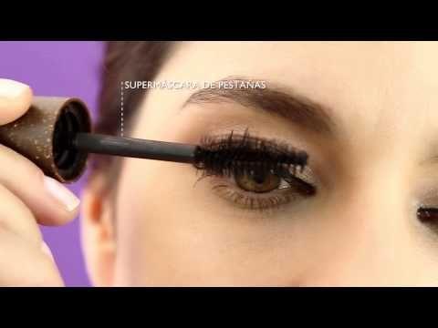 Natura cosméticos - Portal de maquillaje - Natura Aquarela - Look Violeta