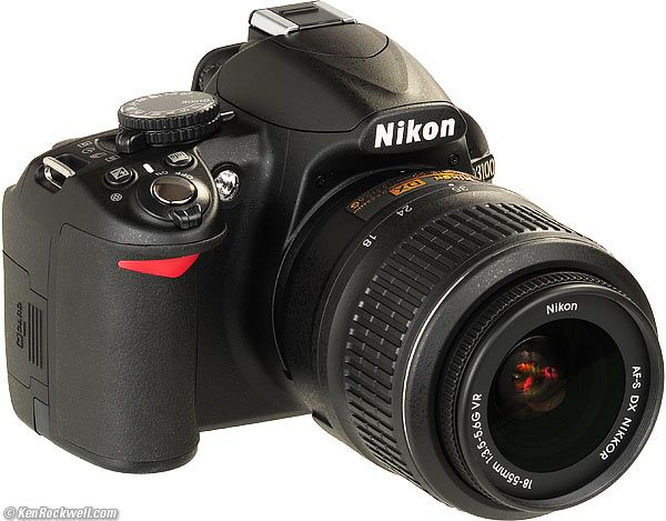 Nikon D3100 - One day may be my first DSLR