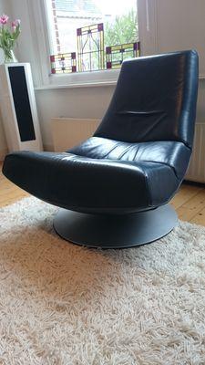 17 beste idee n over lederen fauteuils op pinterest fauteuils lederen fauteuil en sofa 39 s - Chaise rock bobois leer ...