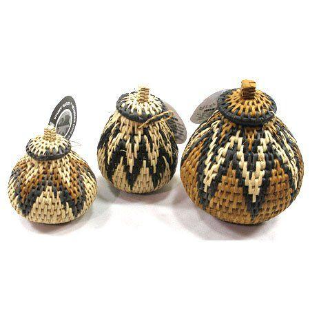 Zulu Herb Basket
