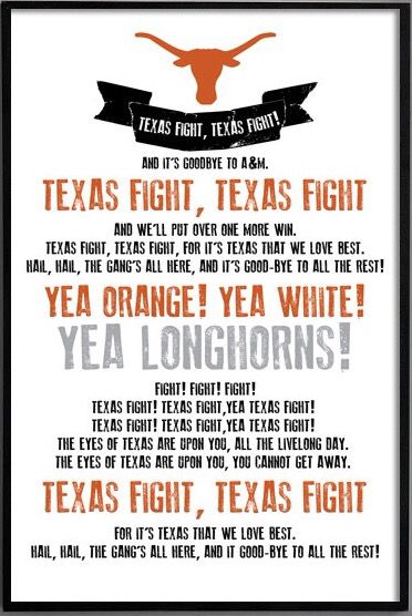 Texas Fight Song