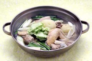 簡単タッカンマリの作り方 | 韓国料理レシピ