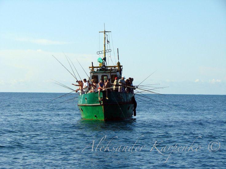 Fishing Black Sea by Aleksander Karpenko on 500px