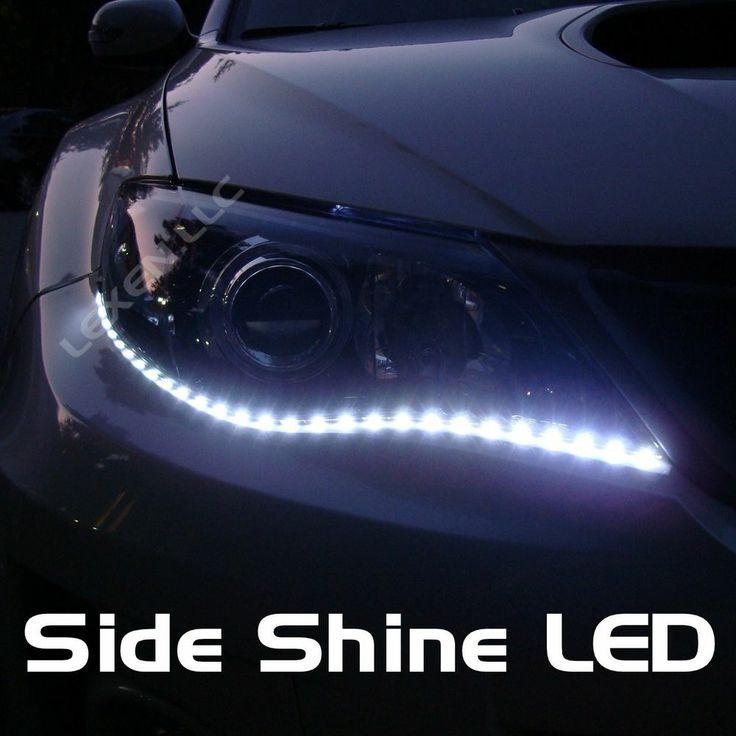 Automotive Led Light Strips Captivating 7 Best Auto Led Images On Pinterest  Autos Car Lights And Cars Auto Design Ideas