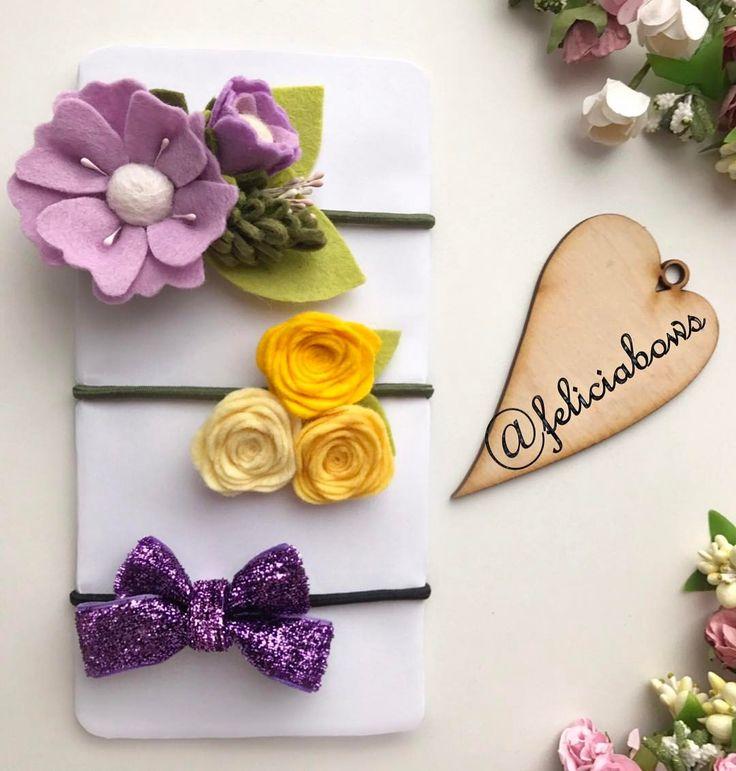 Felicia Bows & Accessories (@ по лепесткам цветок из…»