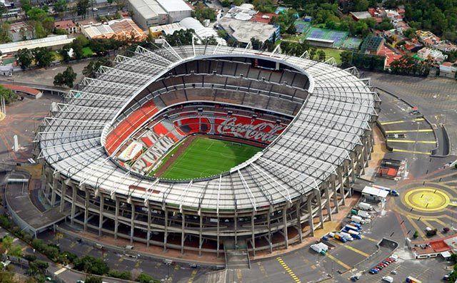 Estadio Azteca, Mexico City, Meksiko