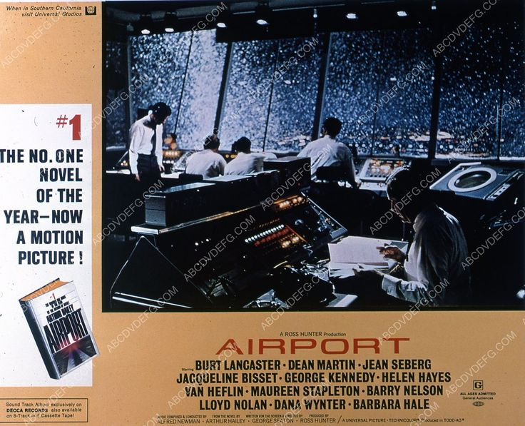 control tower disaster film Airport 35m-6213