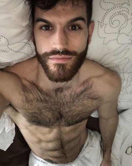 Hairy hunk photo
