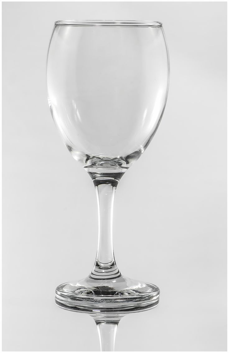 Wine glass reflections..