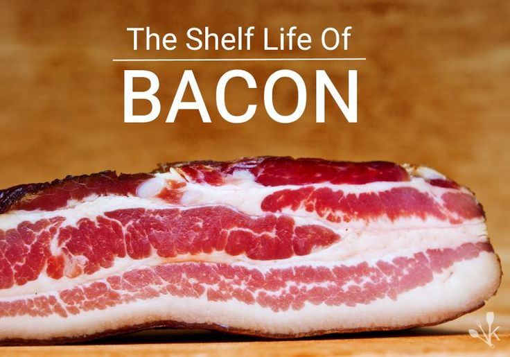 Does Bacon Go Bad? How To Tell It's Gone Bad ...