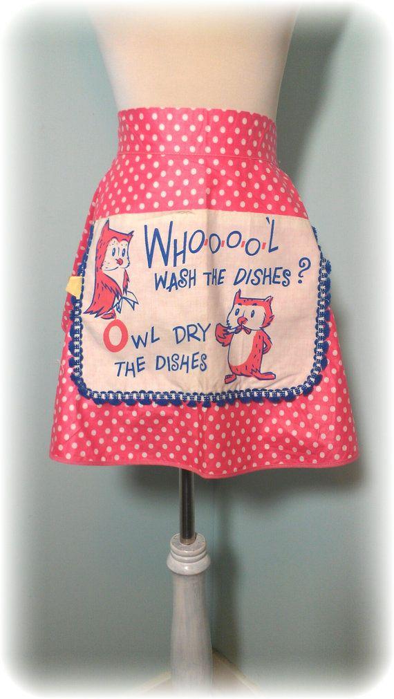 Whooo'l wash, owl dry!