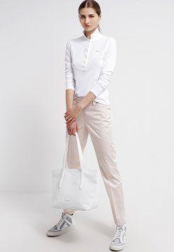 Lacoste - Poloskjorter - blanc