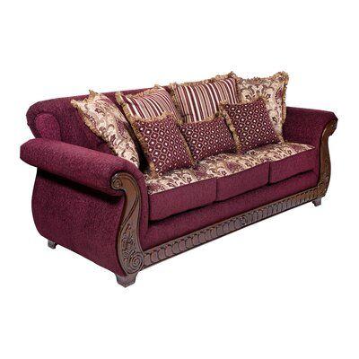 Best Astoria Grand Dolson Sofa In 2020 Traditional Sofa Sofa 640 x 480