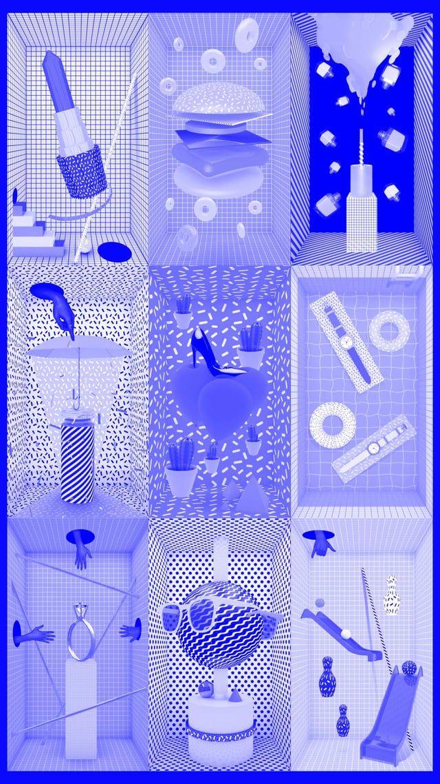 """Creation of a graphic loop for the event announcement of """"Bandes Originales"""" at Galeries Lafayette (Paris) January to March 2015.  Création d'une boucle graphique pour annoncer l'événement """"Bandes Originales"""" aux Galeries Lafayette (Paris) De janvier à mars 2015.  Diffusion: Vitrines et web.  Client: http://www.galerieslafayette.com Agence: MADA MADA Motion Design: http://mada-mada.com Sound Design: http://www.audiospheric.com Remerciements: Jean-Philippe Laraque et Dominique Leb..."""