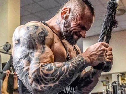 Bodybuilding motivation - AIM HIGH 2017