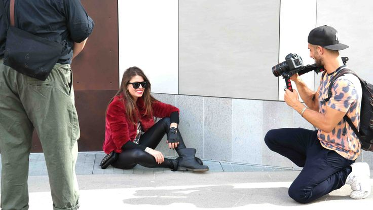 Backstage Chiara Nasti #testimonial #maisonespin #fw14 #collection #lovely #backstage #madewithlove #chiaranasti #cotril