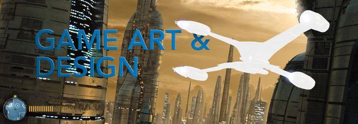 Game Art & Design Degree (Online Bachelor's) | The Art Institute Of Pittsburgh Online Division