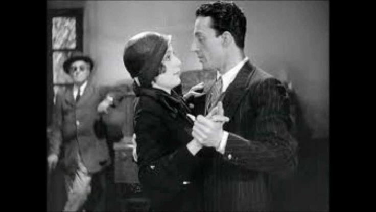 """Vittorio De Sica sings Cesare Andrea Bixio's """"Parlami d'amore Mariù"""" [Tell Me About Love Mariù], as performed in Mario Camerini's comedy """"Gli uomini, che mascalzoni..."""" (Italian title: """"What Scoundrels Men Are"""", 1932)."""
