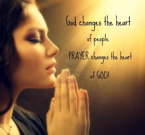 God Is The One Who Changes The