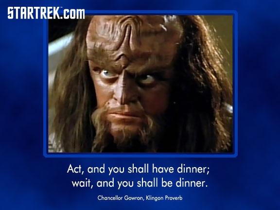Star Trek Quotables