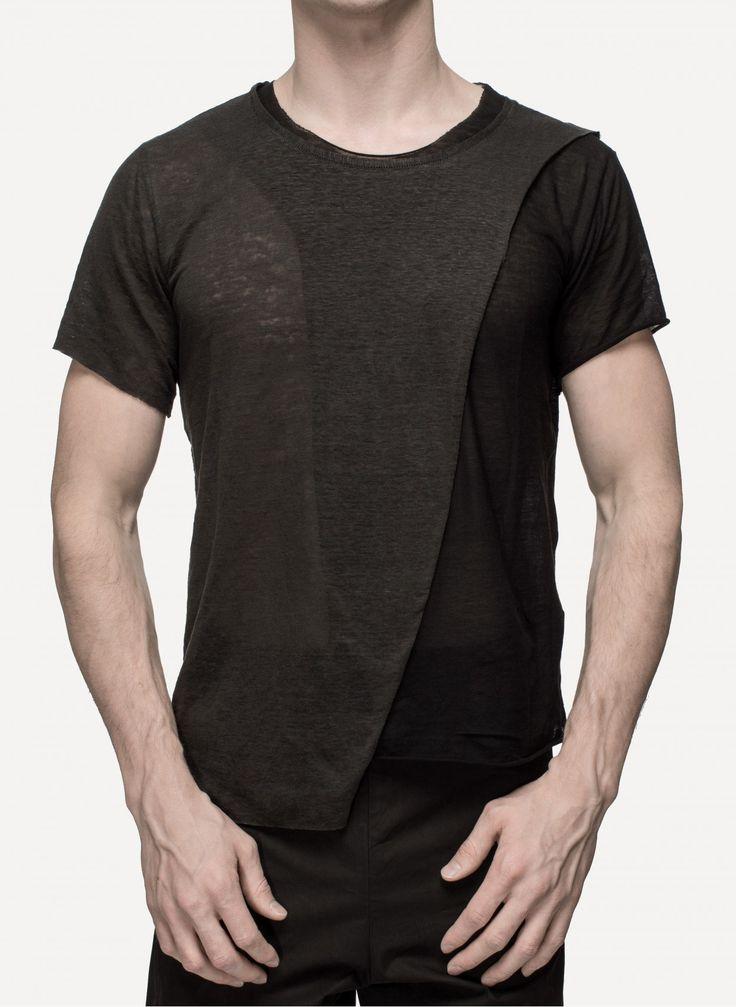 Lumen et Umbra - FT58 J63-J61 Paneled T-Shirt http://cruvoir.com/en/lumen-et-umbra/1402-ft58-j63-j61-paneled-t-shirt