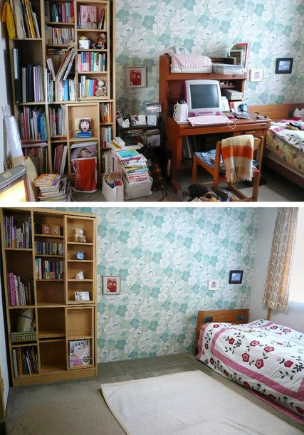"""The Life-Changing Magic of Tidying Up: The Japanese Art of Decluttering and Organizing,"""" by Marie Kondo"""