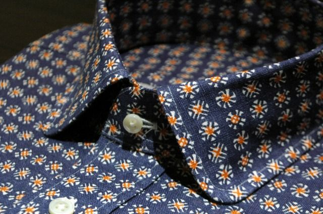 Bespoke Shirt / Caccioppoli