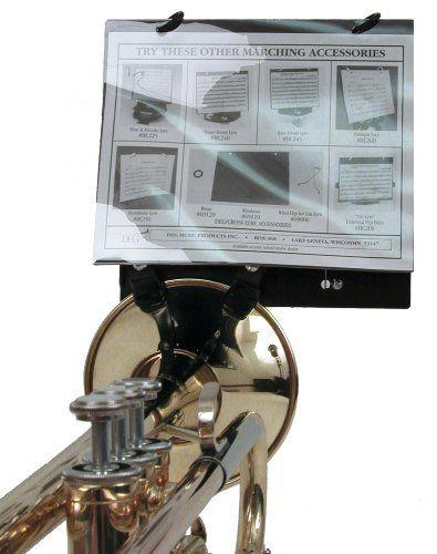 DEG Trumpet Marching Lyre - http://bandinstruments.nationalsales.com/deg-trumpet-marching-lyre/